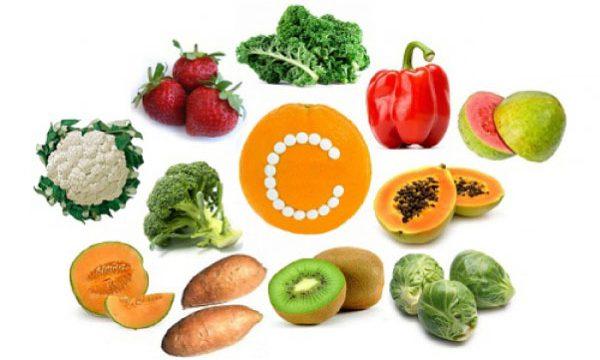 Витамин С  молодость  и здоровье